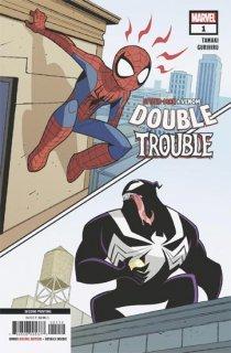 SPIDER-MAN & VENOM DOUBLE TROUBLE #1 (OF 4) 2ND PTG GURIHIRU【再入荷】
