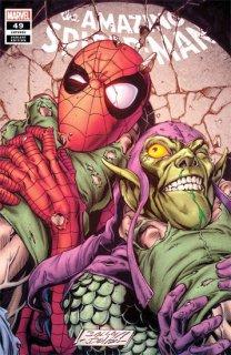 AMAZING SPIDER-MAN #49 BAGLEY VAR