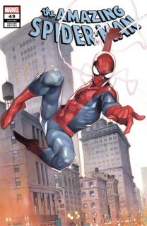 AMAZING SPIDER-MAN #49 COIPEL VAR