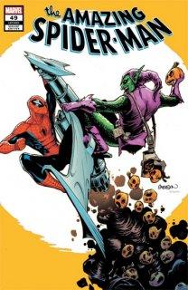 AMAZING SPIDER-MAN #49 GLEASON VAR