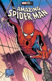AMAZING SPIDER-MAN #49 QUESADA VAR