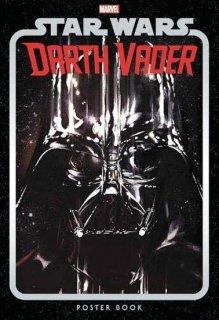 STAR WARS DARTH VADER POSTER BOOK TP