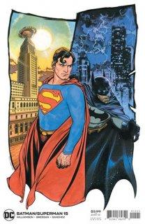 BATMAN SUPERMAN #15 CVR B TRAVIS CHAREST VAR