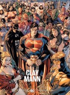 DC POSTER PORTFOLIO: CLAY MANN TP