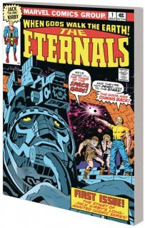 ETERNALS BY KIRBY COMPLETE COLLECTION TP CLASSIC DM VAR【再入荷】