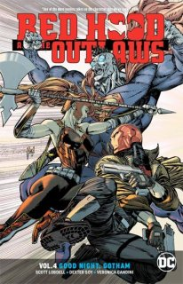 RED HOOD & THE OUTLAWS TP VOL 04 GOOD NIGHT GOTHAM【再入荷】