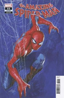 AMAZING SPIDER-MAN #55 DELLOTTO VAR LR