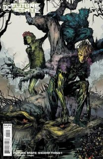 FUTURE STATE SWAMP THING #1 (OF 2) CVR B DIMA IVANOV CARD STOCK VAR