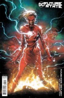 FUTURE STATE THE FLASH #1 (OF 2) CVR B KAARE ANDREWS CARD STOCK VAR