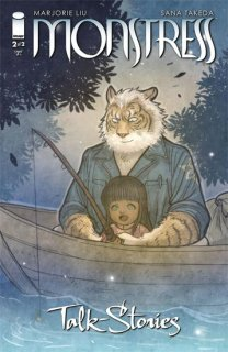 MONSTRESS TALK-STORIES #2 (OF 2)