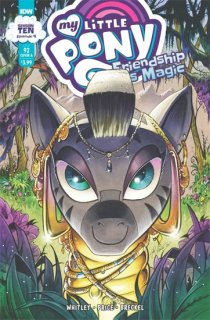 MY LITTLE PONY FRIENDSHIP IS MAGIC #92 CVR A PRICE