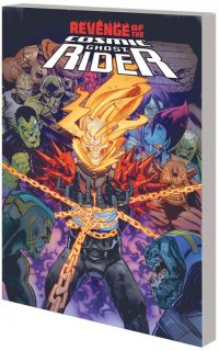 REVENGE OF COSMIC GHOST RIDER TP【再入荷】