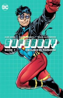 SUPERBOY TP BOOK 01 TROUBLE IN PARADISE【再入荷】