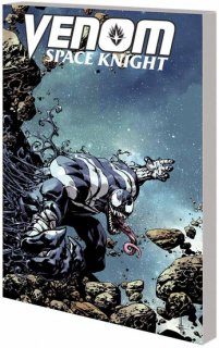 VENOM SPACE KNIGHT TP VOL 02 ENEMIES AND ALLIES【再入荷】