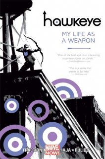 HAWKEYE TP VOL 01 MY LIFE AS WEAPON NOW【再入荷】