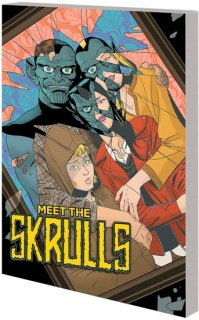MEET THE SKRULLS TP【再入荷】