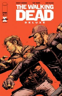 WALKING DEAD DLX #6 CVR A FINCH & MCCAIG