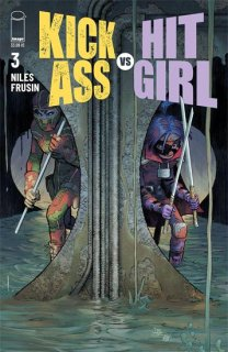KICK-ASS VS HIT-GIRL #3 (OF 5) CVR A ROMITA JR