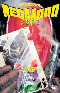 BATMAN RED HOOD THE LOST DAYS TP【再入荷】