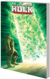 IMMORTAL HULK TP VOL 02 GREEN DOOR【再入荷】