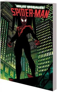MILES MORALES TP VOL 01 STRAIGHT OUT OF BROOKLYN【再入荷】