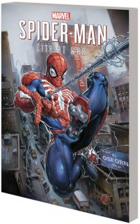 SPIDER-MAN CITY AT WAR TP【再入荷】