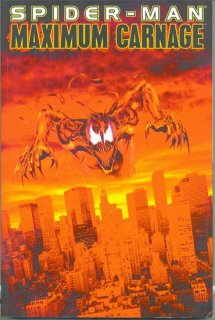 SPIDER-MAN MAXIMUM CARNAGE TP【再入荷】