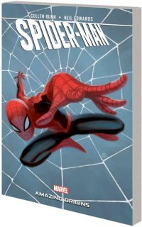 SPIDER-MAN TP AMAZING ORIGINS【再入荷】