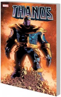 THANOS TP VOL 01 THANOS RETURNS【再入荷】