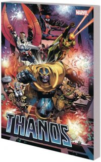 THANOS TP VOL 02 GOD QUARRY【再入荷】