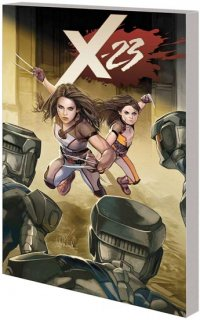 X-23 TP VOL 02 X-ASSASSIN【再入荷】