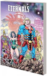 ETERNALS TP COSMIC ORIGINS