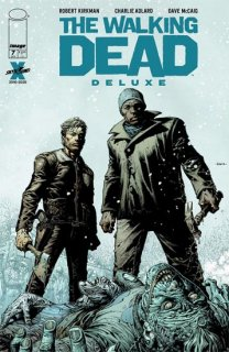 WALKING DEAD DLX #7 CVR A FINCH & MCCAIG