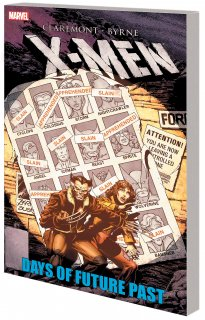 X-MEN DAYS OF FUTURE PAST TP NEW PTG