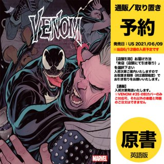 【予約】VENOM #35 LIEFELD DEADPOOL 30TH VAR 200TH ISSUE(US2021年05月05日発売予定)