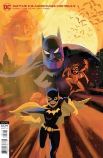 BATMAN THE ADVENTURES CONTINUE #8 (OF 8) CVR B RONNIE DEL CARMEN VAR