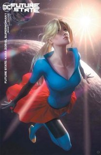 FUTURE STATE KARA ZOR-EL SUPERWOMAN #1 (OF 2) CVR B ALEX GARNER CARD STOCK VAR【遅延入荷】