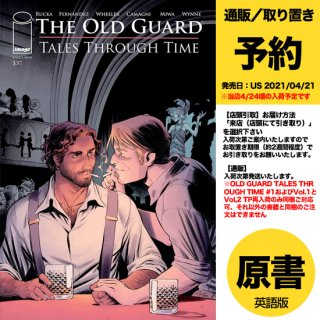 【予約】OLD GUARD TALES THROUGH TIME #1 (OF 6) CVR B CAMAGNI(US2021年04月21日発売予定)