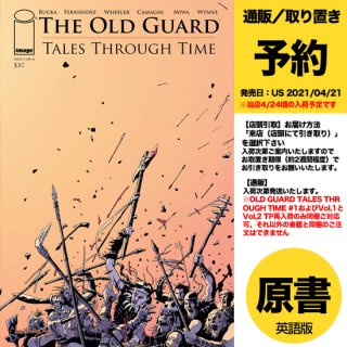 【予約】OLD GUARD TALES THROUGH TIME #1 (OF 6) CVR C BATTLEFIELD(US2021年04月21日発売予定)