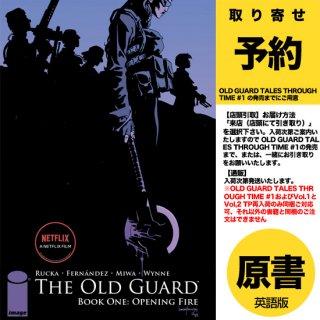 【取り寄せ】OLD GUARD TP BOOK 01 OPENING FIRE(US2017年08月23日発売)