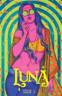 LUNA #1 (OF 5) JENNY FRISON VAR ED