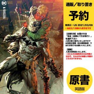 【予約】BATMAN URBAN LEGENDS #1 CVR C KAEL NGU BATMAN GRIFTER VAR(US2021年03月02日発売予定)