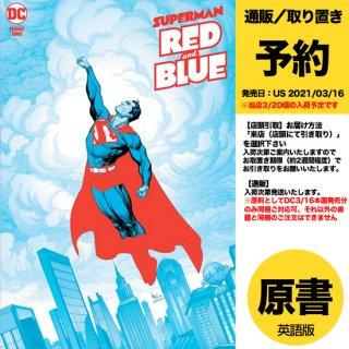 【予約】SUPERMAN RED & BLUE #1 (OF 6) CVR A GARY FRANK(US2021年03月16日発売予定)