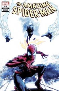 AMAZING SPIDER-MAN #59 FERREIRA VAR