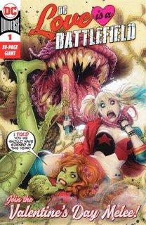 DC LOVE IS A BATTLEFIELD #1 (ONE SHOT)