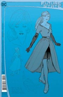 FUTURE STATE KARA ZOR-EL SUPERWOMAN #1 Second Printing