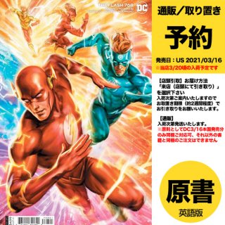 【予約】FLASH #768 CVR B IAN MACDONALD VAR(US2021年03月16日発売予定)