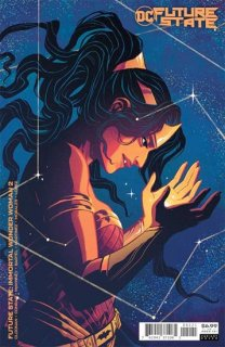 FUTURE STATE IMMORTAL WONDER WOMAN #2 (OF 2) CVR B BECKY CLOONAN CARD STOCK VAR