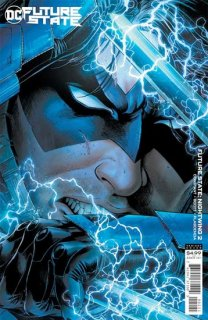 FUTURE STATE NIGHTWING #2 (OF 2) CVR B NICOLA SCOTT CARD STOCK VAR