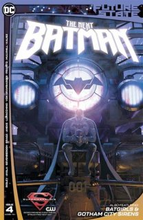 FUTURE STATE THE NEXT BATMAN #4 (OF 4) CVR A LADRONN